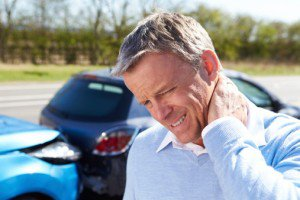 neck pain from car accident in Phoenix AZ