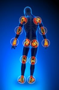 Laser Tech Pain from arthritis