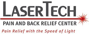 Laser Tech Pain and Back Relief Center Logo
